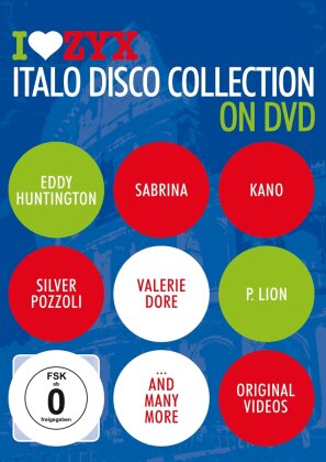 Various Artists - Italo Disco Collection