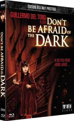 Don't be afraid of the dark (2010) (Deluxe Edition, Blu-ray + Libretto)