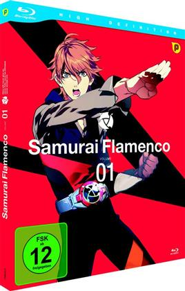 Samurai Flamenco - Vol. 1 (Digibook)