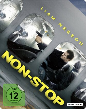 Non-Stop (2014) (Limited Edition, Steelbook)
