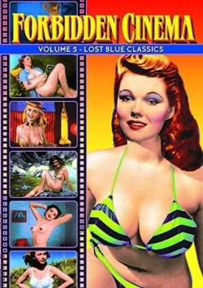 Forbidden Cinema - Vol. 5: Lost Blue Classics (s/w)