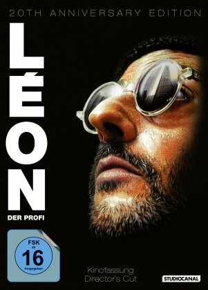 Léon der Profi (1994) (Original-Kinofassung, 20th Anniversary Edition, Director's Cut, 2 DVDs)