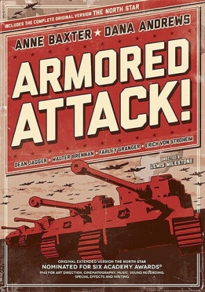 Armored Attack! / The North Star (1943) (s/w)
