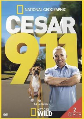 National Geographic - Cesar 911 (2014) (2 DVDs)