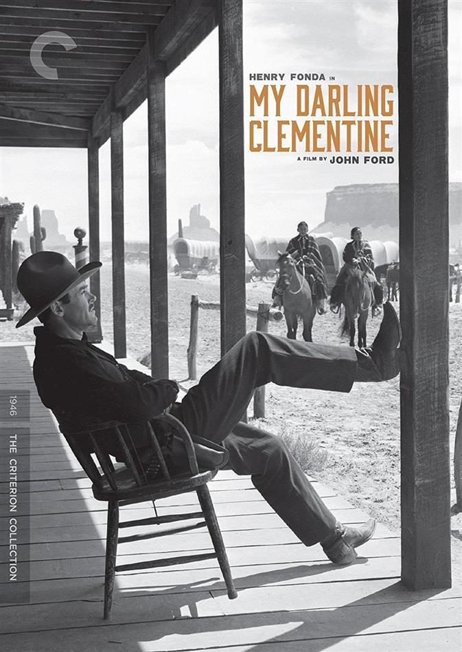 My Darling Clementine (1946) (s/w, Criterion Collection)