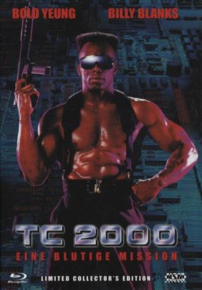 TC 2000 (1993) (Cover A, Limited Collector's Edition, Mediabook, Blu-ray + DVD)
