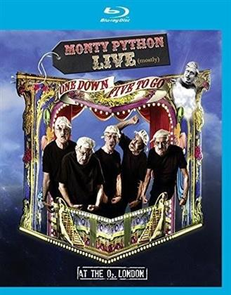 Monty Python - Live (mostly) - One down, Five to go
