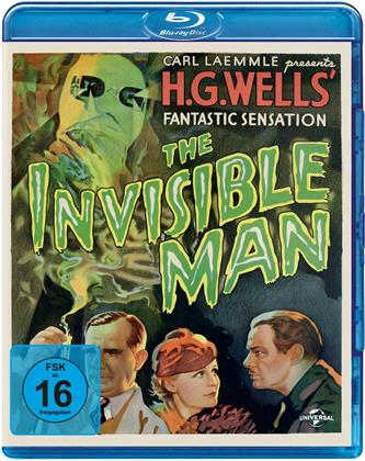 The Invisible Man (1933) (s/w)