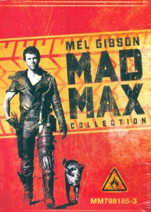 Mad Max Collection (Limited Edition, 3 DVDs)