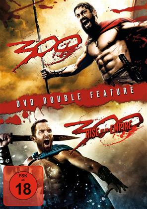 300 (2006) / 300 - Rise of an Empire (2013) (Double Feature, 2 DVDs)