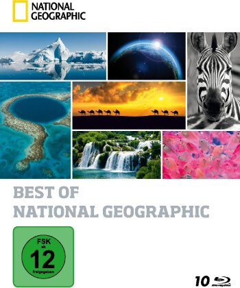 National Geographic - Best of National Geographic (10 Blu-ray)