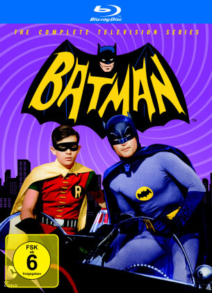 Batman - Die komplette TV-Serie (13 Blu-ray)