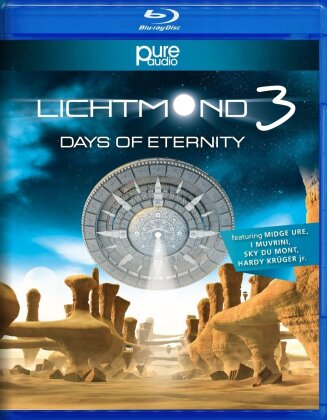 Lichtmond 3 - Days of eternity (Pure Audio Blu-Ray)