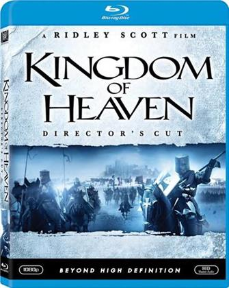 Kingdom Of Heaven 10Th Anniversary (2005) (Anniversary Edition, 2 Blu-rays)