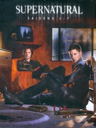 Supernatural - Saisons 1-7 (42 DVDs)