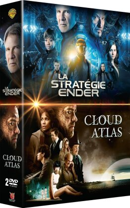 La Stratégie Ender (2013) / Cloud Atlas (2012) (2 DVDs)