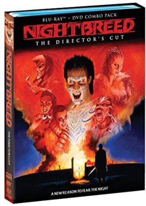 Nightbreed (1990) (Director's Cut, Blu-ray + DVD)