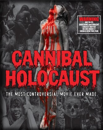 Cannibal Holocaust (1980) (Deluxe Edition, 2 Blu-rays + CD)