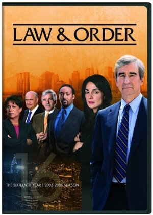 Law & Order - The Sixteenth Year (5 DVDs)