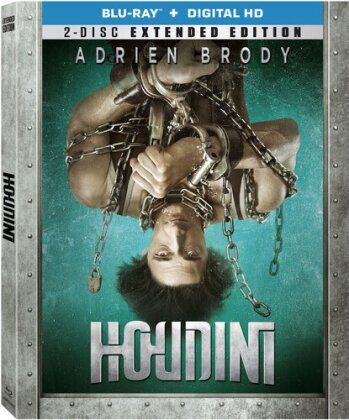Houdini (2014) (Extended Edition, 2 Blu-rays)