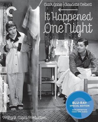 It Happened One Night (1934) (s/w, Criterion Collection)