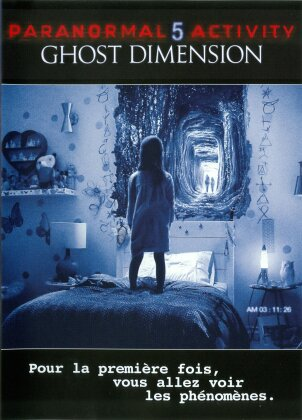 Paranormal Activity 5 - Ghost Dimension (2015)