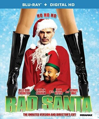 Bad Santa (2003) (Remastered)