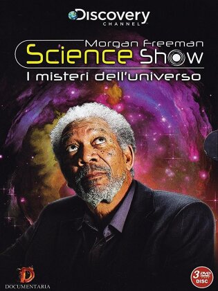 Morgan Freeman Science Show - I misteri dell'universo (2011) (Discovery Channel, 3 DVD)
