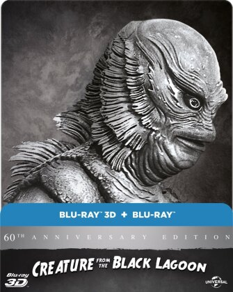 Creature from the Black Lagoon (1954) (Steelbook)