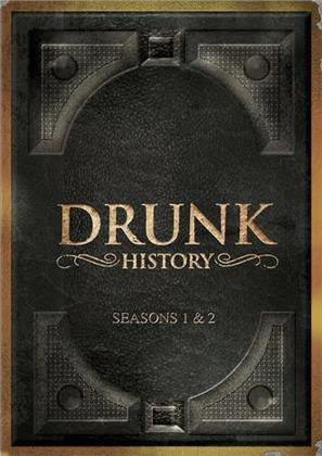 Drunk History - Season 1 & 2 (Limited Edition, 3 DVDs)