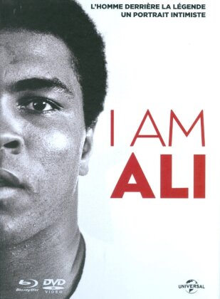 I am Ali (2014) (Collector's Edition, Blu-ray + DVD)