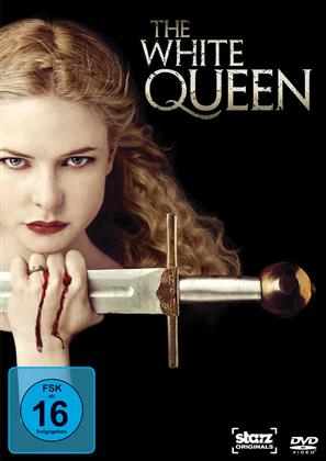 The White Queen - Staffel 1 (4 DVDs)