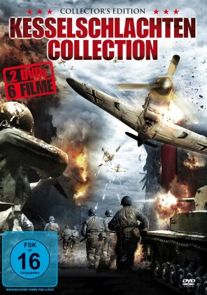 Kesselschlachten Collection (Collector's Edition, 2 DVDs)