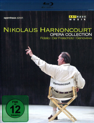 Nikolaus Harnoncourt - Opera Collection