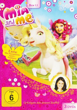 Mia and Me - Staffel 1.1 (3 DVDs)
