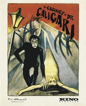 The Cabinet of Dr. Caligari - Das Cabinet des Dr. Caligari (1920) (s/w)