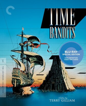 Time Bandits (1981) (Criterion Collection)