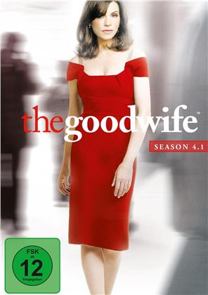 The Good Wife - Staffel 4.1 (3 DVDs)