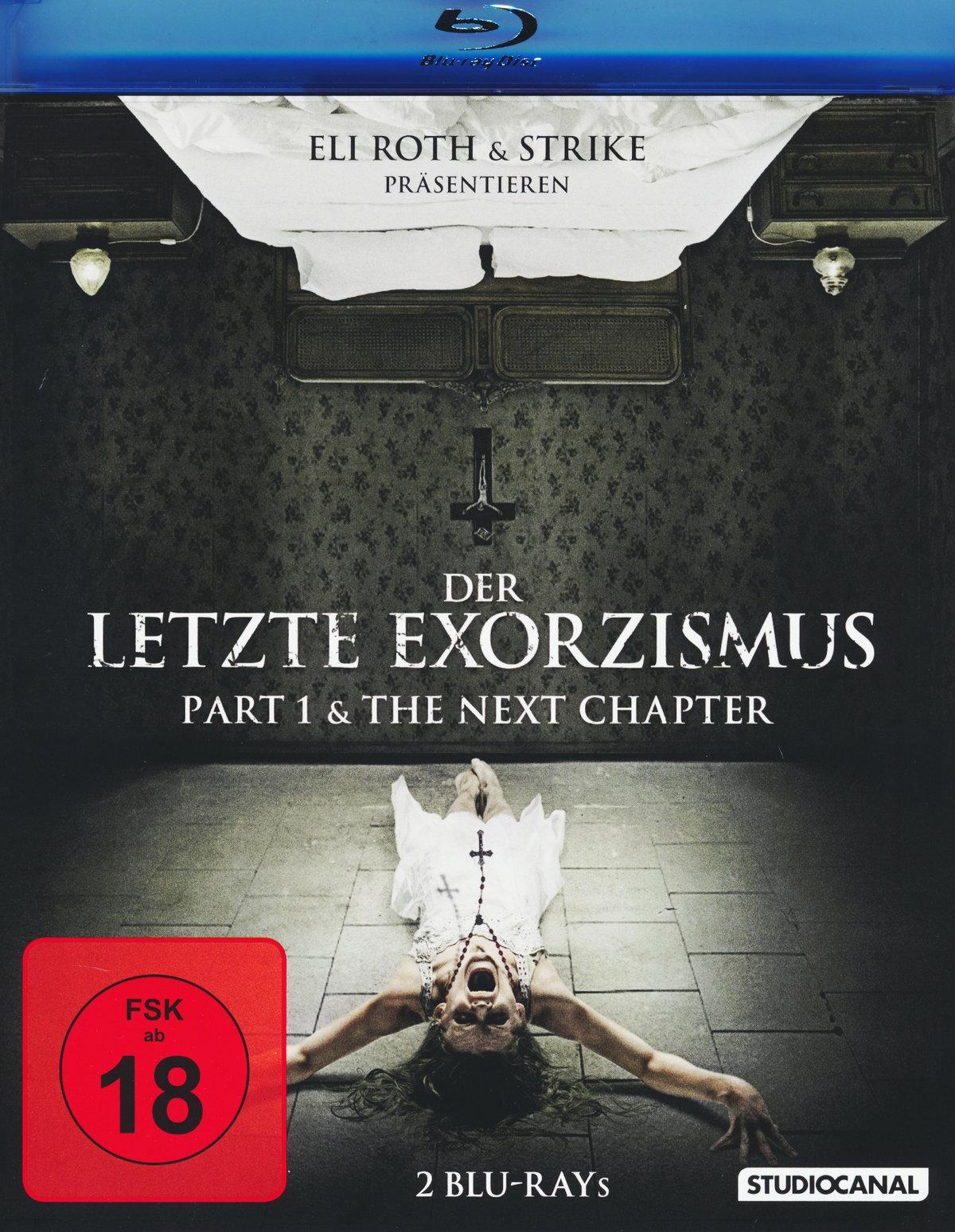 Der letzte Exorzismus - Part 1 & The Next Chapter - (2 Blu-rays)