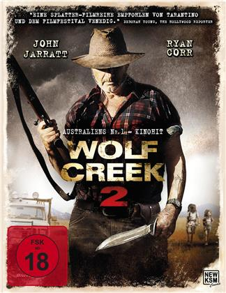 Wolf Creek 2 (2013) (Limited Edition, Steelbook)