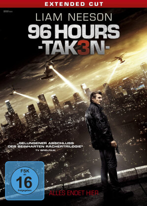 96 Hours - Taken 3 (2015) (Extended Edition)