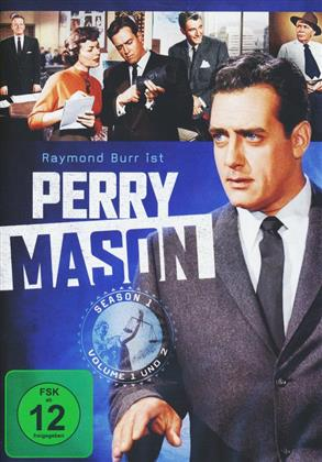 Perry Mason - Staffel 1 (s/w, 10 DVDs)