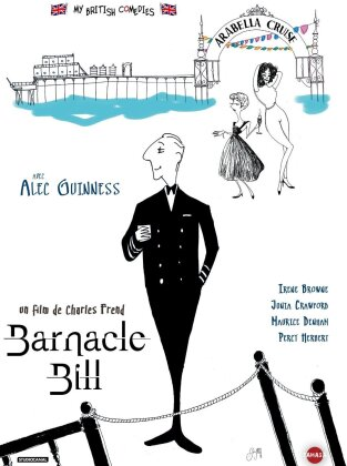 Barnacle Bill (1957) (s/w, Digibook)