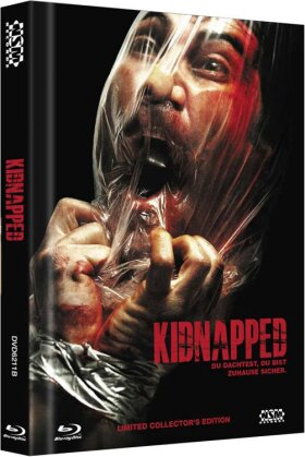 Kidnapped - Cover B (2010) (Limited Edition, Mediabook, Blu-ray + DVD)