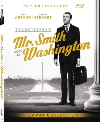Mr. Smith Goes to Washington (1939) (Edizione 75° Anniversario, Digibook)