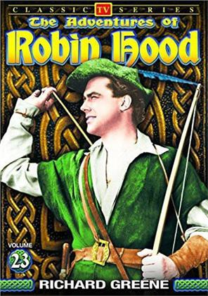 The Adventures of Robin Hood - Vol. 23 (s/w)