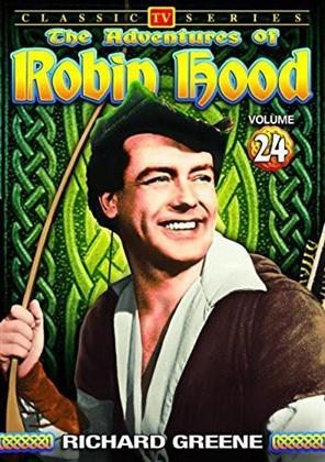 The Adventures of Robin Hood - Vol. 24 (s/w)