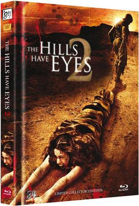 The hills have eyes 2 (2007) (Cover B, Collector's Edition, Limited Edition, Uncut, Blu-ray + DVD)