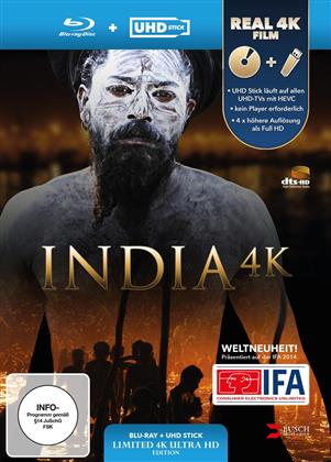 India 4K (UHD Stick in Real 4K, Limited Edition)