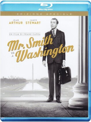 Mr. Smith va a Washington (1939)